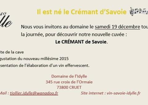 Crémant de Savoie
