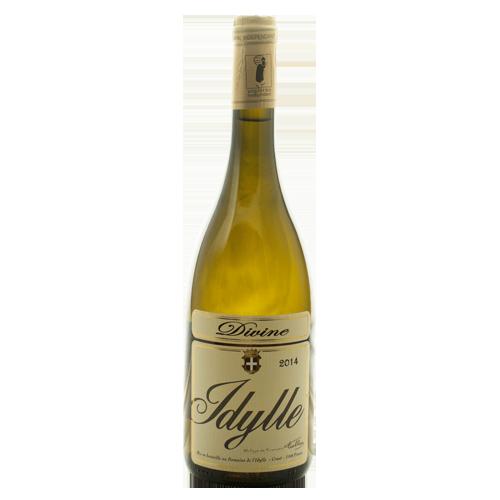 Divine - vin de Savoie - Domaine de l'Idylle