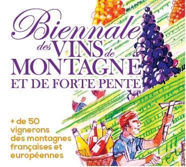 Biennale des vins de Montagne