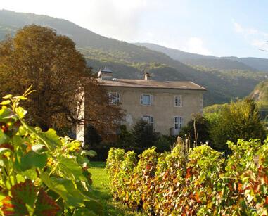 Vin de Savoie - Domaine de l'Idylle