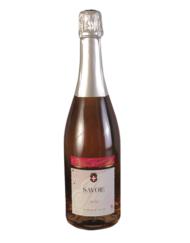 Pétillant rosé - vin de Savoie - Domaine de l'Idylle