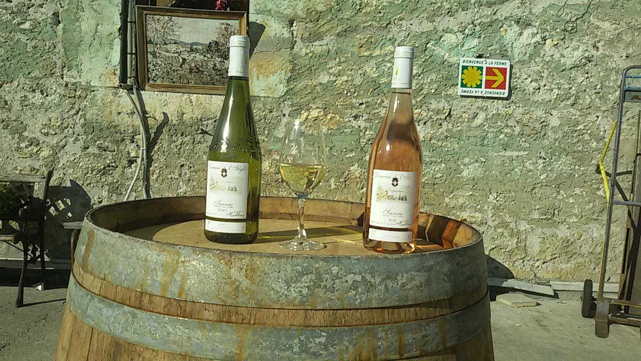 Cuvées 2015 - vin de Savoie - Domaine de l'Idylle