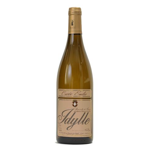 Roussette - Altesse - Fût - vin de Savoie - Domaine de l'Idylle