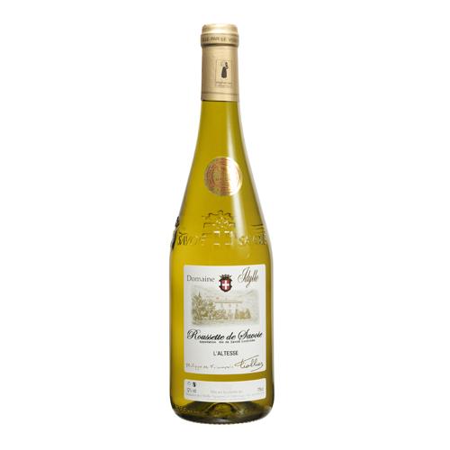 Roussette - Altesse - vin de Savoie - Domaine de l'Idylle